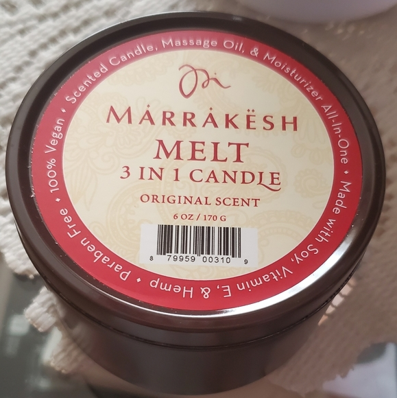 Marrakesh Other - Marrakesh 3 in one candle